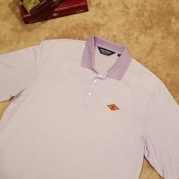 POLO men's golf shirt 100% cotton polo shirt